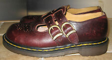 Dr. Martens Women's Shoes 8065 Double Strap UK 5, US 7.5 Brown, Made in England