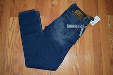 NWT Womens SEVEN 7 Bentz Blue Skin Fit High Waist Denim Jeans Pants 6 $69