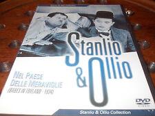Nel paese delle meraviglie (1934) DVD STANLIO & OLLIO  Dvd ..... Nuovo