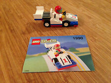 Lego City Town Set 1990 F1 Race Car (1993).