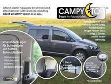Dacia Dokker ab 2013 statt Gardine 6 dichte Fensterabdeckungen Sonnenschutz
