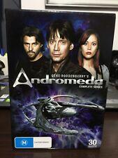 Andromeda Series Complete Season 1-5 1 2 3 4 5 New Dvd  Box Set