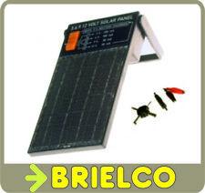 PANEL SOLAR CARGADOR BATERIAS 3-6-9 Y 12V MULTICLAVIJA BD6253