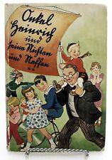 Onkel Heinrich und seine Neffen und Nichten 1936
