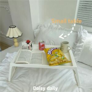 Bedroom Mobile Solid Color Dining Table Desk Computer Desk Lazy Small Table