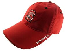 North Carolina State Nc Wolfpack Golf Hat Cap with Magnetized Ballmarker