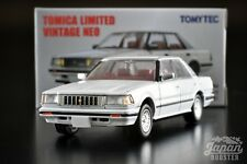 [TOMICA LIMITED VINTAGE NEO LV-N175a 1/64] TOYOTA CROWN ROYAL SALOON 1985 White