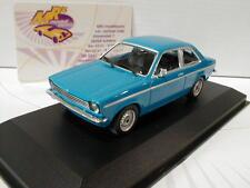 "Minichamps 940045601 # OPEL Kadett C Limousine Baujahr 1974 in "" blau "" 1:43"