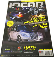 Australian InCar Entertainment Car Audio Magazine  Issue #4 / 2015