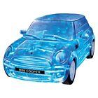 Puzzle fun 3d - Happy Well - 1:32 Mini Cooper. Blue.