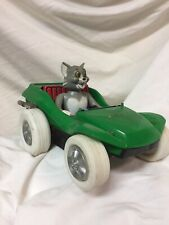 Vintage Tom and Jerry Electric Car Toy ( Not Working)