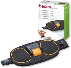 Beurer EM 39 Bauch- und Rückenmuskeltrainer EMS-Trainer für Bauch & Rücken