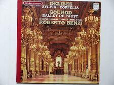 DELIBES Sylvia Copelia Orch Theatre national Opera Paris ROBERTO BENZI 6500249
