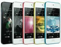 Apple iPod Touch 5th Generation 16GB 32GB 64GB - Silver Black Gray Blue Pink Red