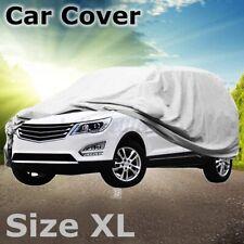 5.2M Universal Full Car SUV Cover Waterproof UV Snow Dust Rain Resistant Protect