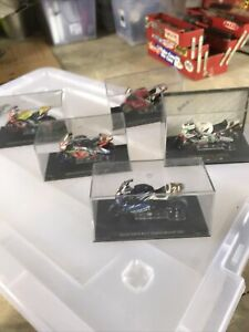 Diecst Motorcycles 1/40 Scale