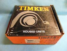 "TIMKEN 4 BOLT FLANGE BEARING RCJ2, LOCKING COLLAR, 00562862, 2"" BORE"