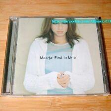 Maarja - First In Line JAPAN CD+3Bonus #20-2