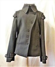 New Penny giacca grigia militare taglia 40 caban  eBayDonaPerTe jacket  blouson 10fbfbb56b4