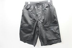 Vintage Nike Swimming Trunks w/ Front pockets 90's/00's Gray Size Medium
