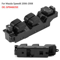 GP9A66350 Electric Power Master Window Control Switch for Mazda Speed6 GG 06-08