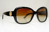 DAMAGED Authentic VERSACE Womens Polarized Sunglasses 4278 GB1/T3 29197
