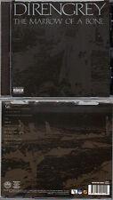 "Dir En Grey CD ""THE MARROW OF A BONE"" Album New!"