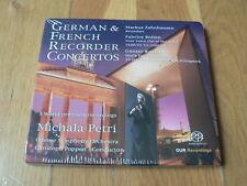 Michala Petri - Zahnhausen, Bollon, Kochan : Recorder Concertos - SACD OUR NEW