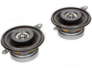 Car Radio Stereo Pair Of Door Dashboard speakers 2 way 87mm 3.5 Inch 80w