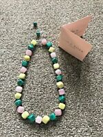 New Lola Rose Butter Stone Mix Necklace