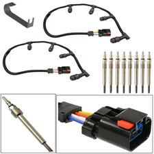 OEM zd-13 glow plug set with PMP glow plug Harness 6.0l 6.0 powerstroke diesel