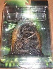 Alien 3D PVC Wall Relief - Alien in Egg Bronze Version by X-Plus