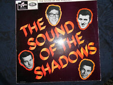 """THE SHADOWS  LP  COLUMBIA  """" THE SOUND OF THE SHADOWS """"   [UK]"""