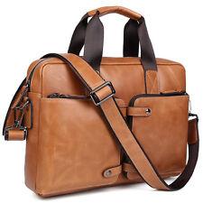 """Lehrertasche Aktentasche Umhängetasche Messenger Bag 14"""" Laptop Bag"""