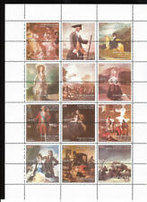 GOYA  - 24 stamps full set  private issue LIMITED EDITION!!