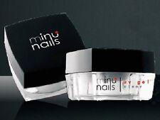 Minunails Uv Gel Costruttore Monofasico per Unghie Clear trasparente 30 g