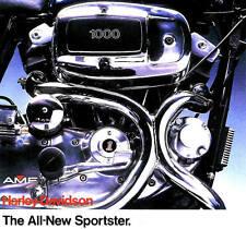 1978 HARLEY-DAVIDSON XLH / XLCH 1000 SPORTSTER BROCHURE -XLH-XLCH 1000 SPORTSTER