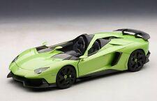 74677 AUTOart 1:18 Lamborghini Aventador J Green