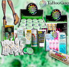 TATTOO GOO Tattoo & Piercing Aftercare Products for Healing & Protect Skin Care