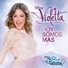 OST/VIOLETTA: HOY SOMOS MAS (STAFFEL 2,VOL. 1)  CD NEU