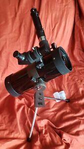 Celestron Reflector 76 / 600mm Telescope Astronomy Powerful w/ Prism StarPointer