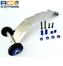 Hot Racing Traxxas 1/10 Summit Slayer Stainless Steel Wheelie Bar RVO133S06