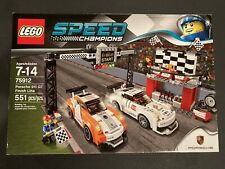 New ListingLego Speed Champions - Porsche 911 Gt Finish Line