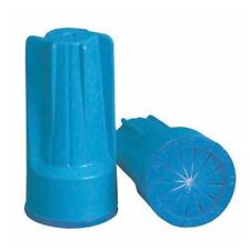 King Safety Products 62325 Waterproof Wire Connectors, Blue, 15-Pack