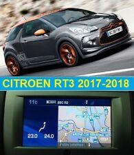 CITROEN RT3 2018 Navigatie Europa set (13xcd) NIEUW