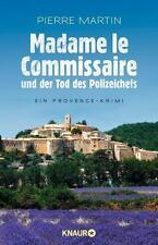 Madame le Commissaire und der Tod des Polizeichefs - Pierre Martin (2016)