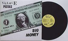 Village Pistols - Big Money LP Greenboro North Carolina Punk KBD Mitch Easter