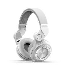 Neuf Bluedio T2 sans fil Bluetooth Stéréo Casque Écouteur avec Microphone Blanc
