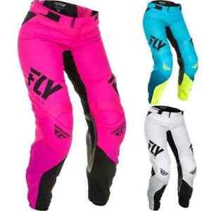 Fly Racing Lite Racewear Youth Girls Off Road Dirt Bike MX Motocross Pants