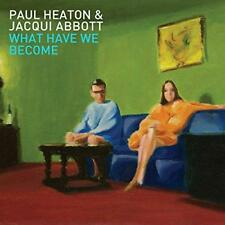 Paul Heaton Jacqui Abbott - What Have We Become - 2014 (NEW CD)